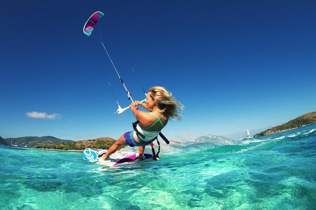 kitesurfing Victoria Hotel |Nafplio Argolis