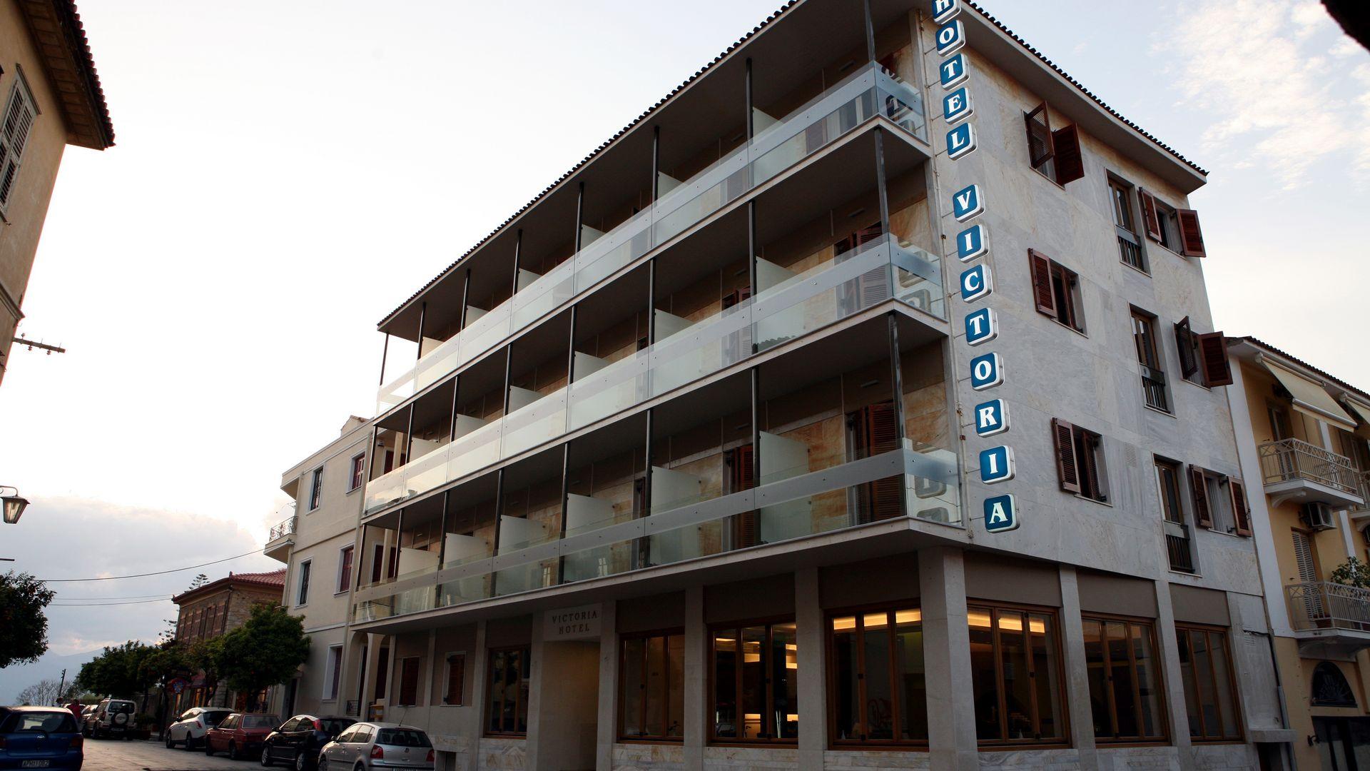 Victoria Hotel |Nafplio Argolis
